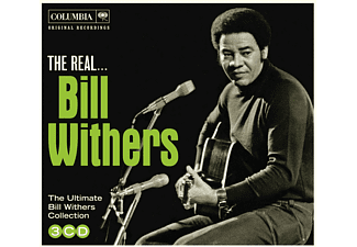 Bill Withers - The Real Bill Withers - (CD)