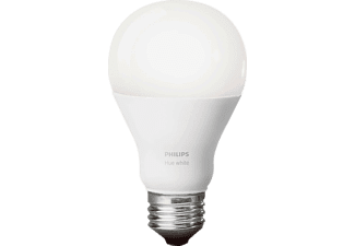 philips hue white 9 5w e27 a60 einzellampe led dimmbar app gesteuerte vernetzte. Black Bedroom Furniture Sets. Home Design Ideas