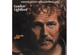 Gordon Lightfoot - Gord's Gold [CD]