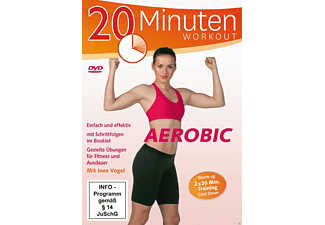 Aerobic - 2x 20 Minuten Workout [DVD]