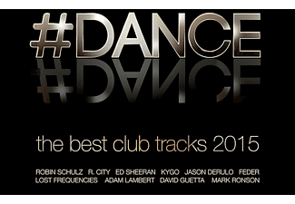 Various - Dance-The Best Club Tracks 2015 - (CD)