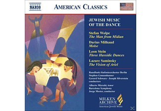 Sinfonieorchester Berlin - Jewish Music Of The Dance - (CD)