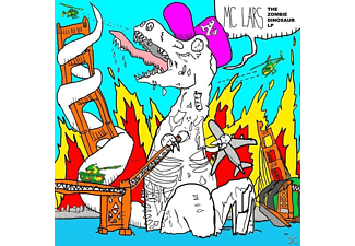 Mc Lars - The Zombie Dinosaur Lp [CD]