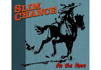 Slim Chance - On The Move - (CD)