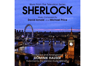 Dominik Hauser - Sherlock: Music From The Television - (CD)