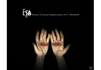 Esa - Themes Of Carnal Empowerment Pt.3: - (CD)