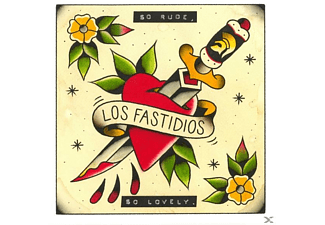 Los Fastidios - So Rude,So Lovely - (CD)