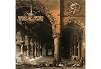 Smphony - Harmonizing The World [CD]