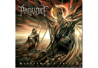 Prejudice - Megalomanic Infest - (CD)