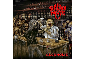 Spider Kickers - Alcoholic - (CD)