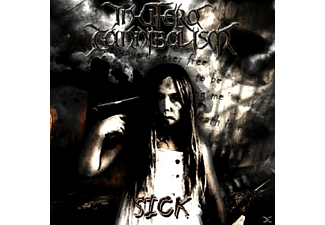 In Utero Cannibalism - Sick [CD]