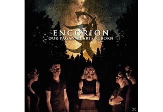 Encorion - Our Pagan Hearts Reborn [CD]