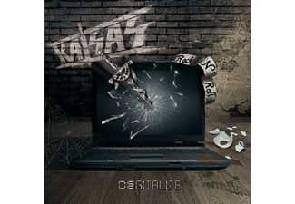 Kaisas - Deitalize - (CD)