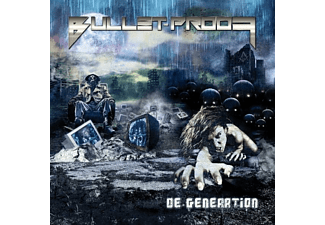 Bullet Proof - De-Generation - (CD)