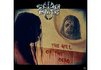 Spider Kickers - The Hill Of The Dead - (CD)