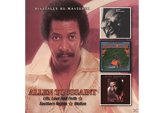 Allen Toussaint - Life, Love & Faith/Southern Nights/ [CD]
