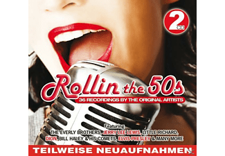 VARIOUS - Rollin The 50's - (CD)