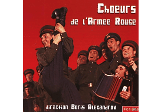 Red Army Choir - Choeurs De L Armee Rouge - (CD)