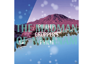 Philipp/philm Gropper - THE MADMAN OF NARANAM [CD]
