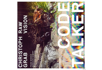 Christoph Grab, Raw Vision - Code Talker - (CD)