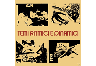 The Braen's Machine - Temi Ritmici E Dinamici (Deluxe Edition) [CD]