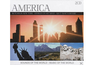 Various - Sounds Of America - (CD)