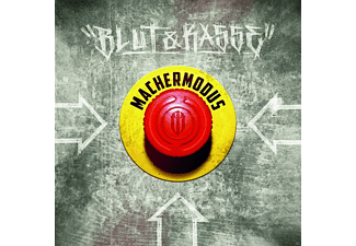 Blut & Kasse - Machermodus - (CD)