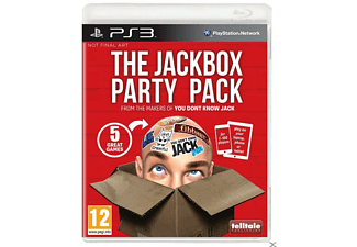 Jackbox Games Party Pack Vol 1 PS3