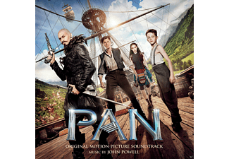 Ost / John Powell, Lily Allen Pan (Original Motion Picture Soundtrack) CD