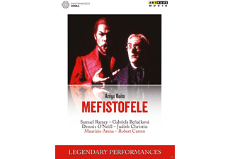 VARIOUS, Orchestra and Chorus of the San Francisco Opera - Mefistofele [DVD]