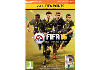 FIFA 16 POINTS (CODE IN A BOX) PC