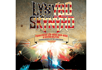 Lynyrd Skynyrd - Pronounced Léh-Nérd Skin-Nérd & Second Helping - Live from Jacksonville at the Florida Theatre (CD)