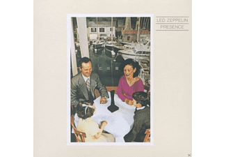 Led Zeppelin - Presence (Reissue) - (LP + Bonus-CD)