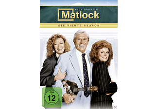 Matlock – Season 4 - (DVD)