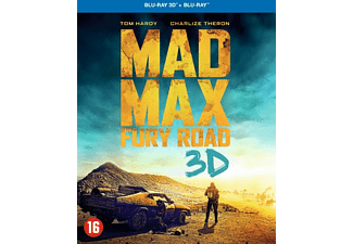 Mad Max: Fury Road 3D | Blu-ray
