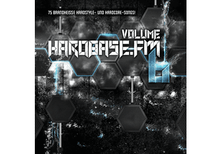 VARIOUS - Hardbase.Fm Volume Six! - (CD)