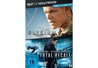 Elysium/Total Recall (2 Movie Collectors 160) - (DVD)