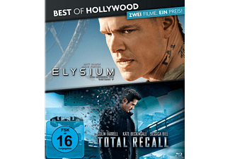 Elysium / Total Recall (2 Movie Collectors Pack 96) - (Blu-ray)