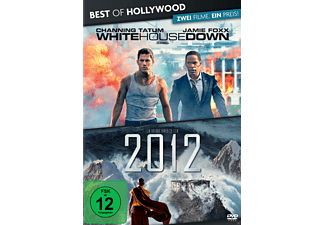 White House Down / 2012 (2 Movie Collectors 161) - (DVD)