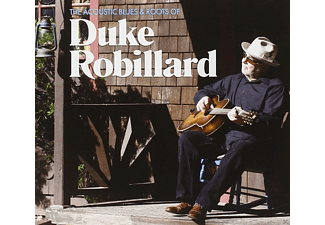 Duke Robillard - Accoustic Blues & Roots Of - (CD)