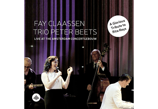 Fay Claassen, Peter Trio Beets - Live At The Amsterdam Concertgebouw [CD]
