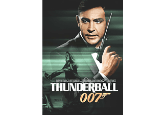 James Bond - Thunderball Action Blu-ray