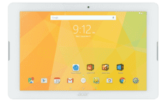 ACER Iconia One 10 B3-A20    Weiß