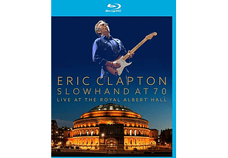 Eric Clapton - Slowhand At 70 - Live At The Royal Albert Hall (Blu-ray)