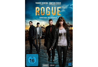Rogue - Staffel 1 (Episode 1-10) - (DVD)