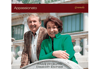 Arkadi Winokurow, Elisab Eschwe - Appassionato [CD]