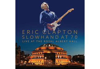 Eric Clapton - Slowhand At 70 - Live At The Royal Albert Hall (DVD + CD)