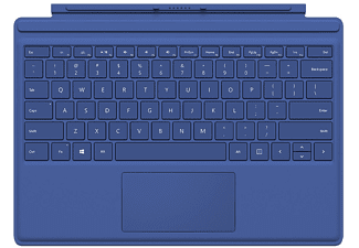 MICROSOFT Surface Pro 4 Type Cover Donkerblauw