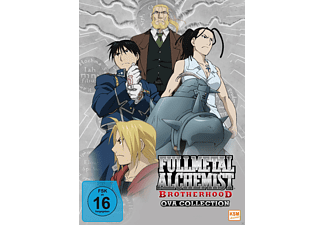 Fullmetal Alchemist: Brotherhood - OVA Collection - (DVD)