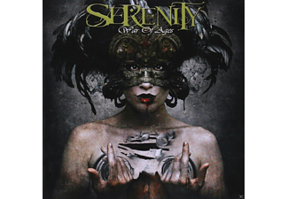Serenity - War Of Ages [CD]